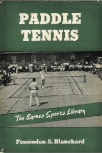 Blanchard's first book about the game, published in 1944