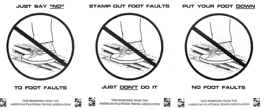 What Is Foot Fault In Tennis - image 7