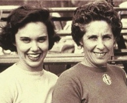 Madge Beck and daughter, Susan Beck Wasch (Honor Award 1976).